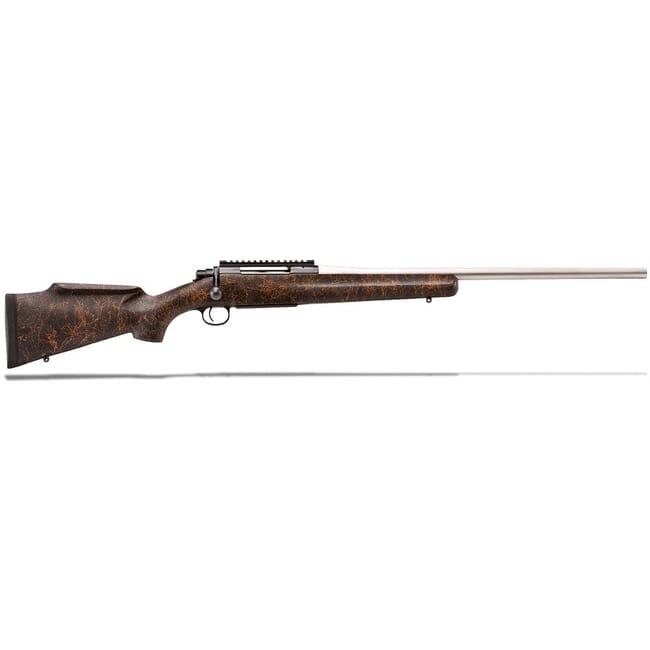 "Cooper Firearms M54 Jackson Hunter 6.5 Creedmoor Black w/ Red webbing 1:8"" 24"" Rifle w/ 1 3rd Mag & Warne Blued Base"