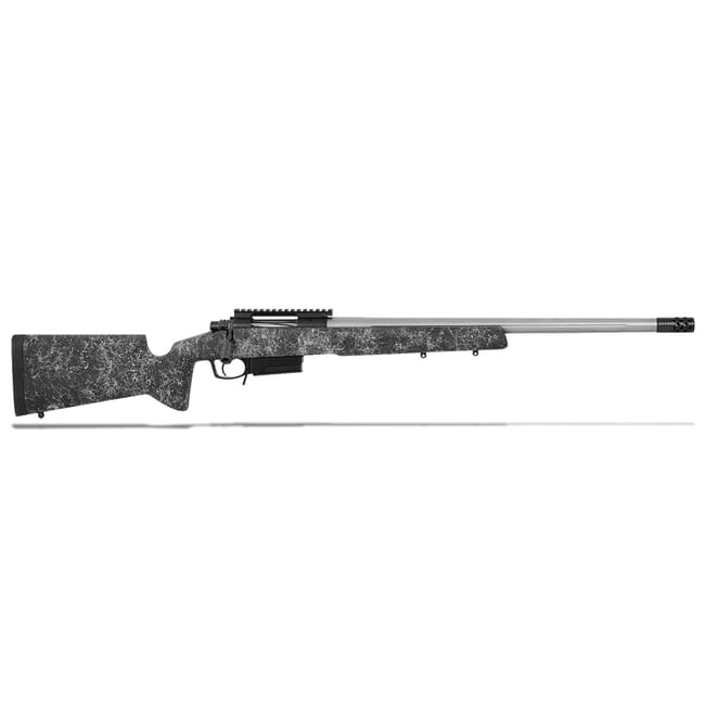 Cooper Firearms M22R MNR 6.5 CM Black w/ Gray webbing