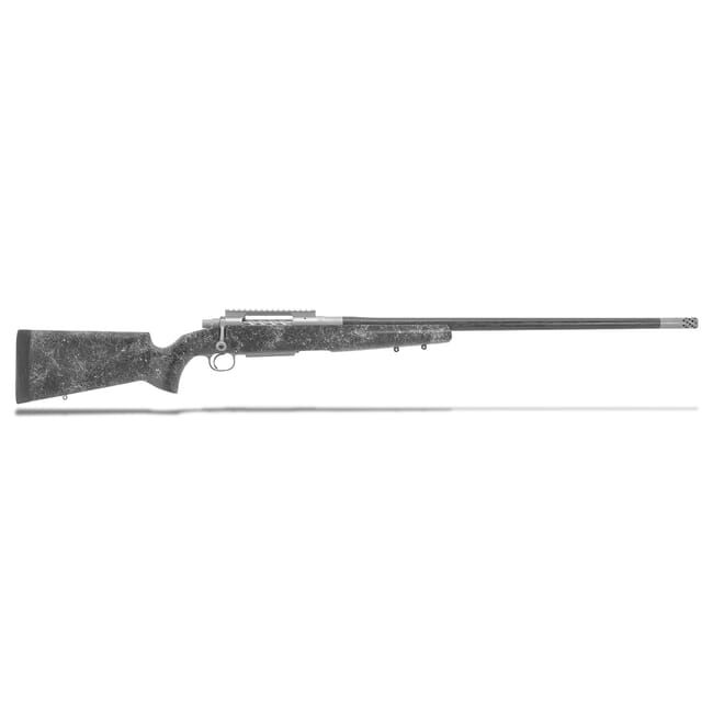 "Cooper Firearms Model 52 Open Country Long Range (Lightweight) 6.5 PRC 26"" 1:8 Black w/ Grey webbing Rifle (incl. 20 MOA Rail & 3rd Mag)"