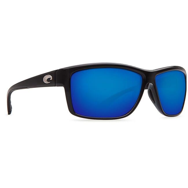 Costa Mag Bay Shiny Black Frame Sunglasses AA-11