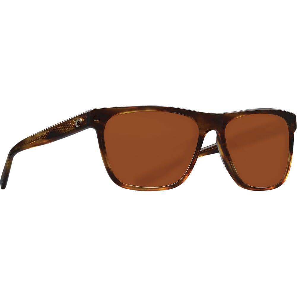 Costa Apalach Shiny Tortoise Frame Sunglasses APA-10