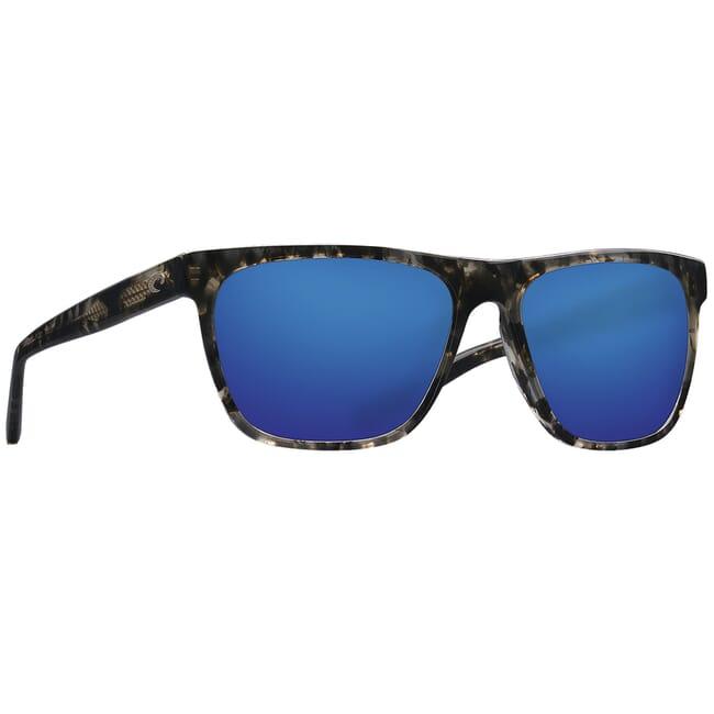 Costa Apalach Shiny Black Kelp Frame Sunglasses APA-223
