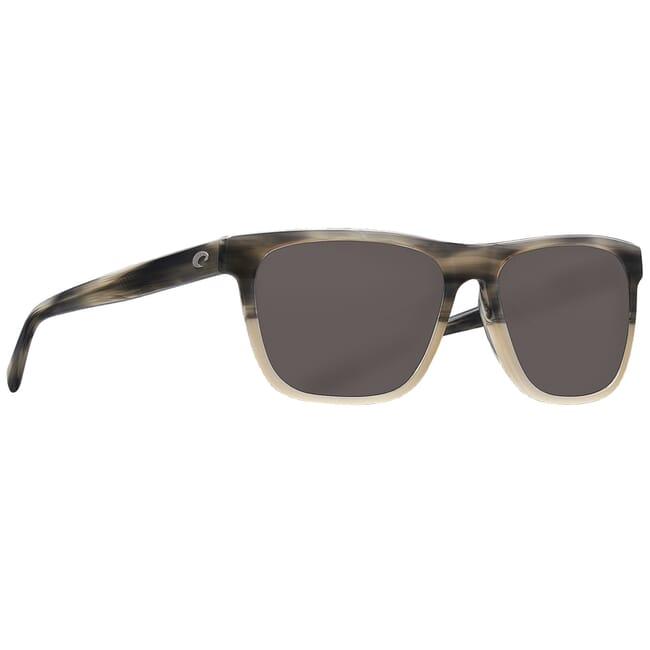 Costa Apalach Shiny Sand Dollar Frame Sunglasses APA-238