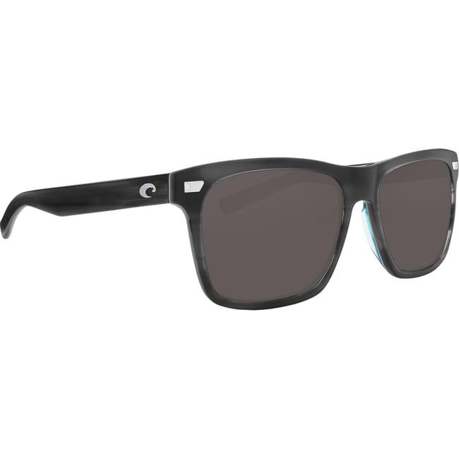 Costa Aransas Matte Storm Gray Frame Sunglasses ARA-205