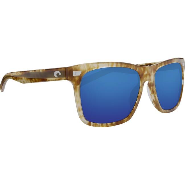 Costa Aransas Shiny Kelp Frame Sunglasses ARA-206