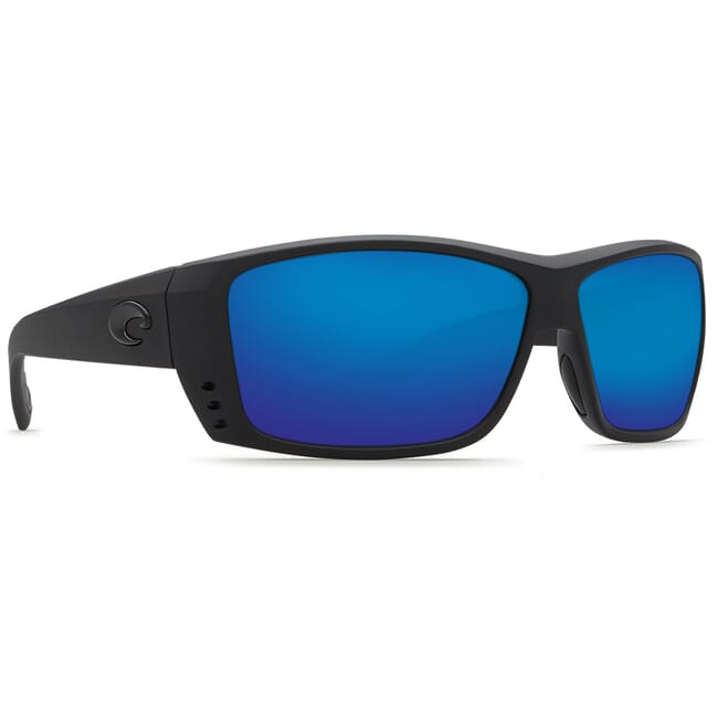 Costa Cat Cay Blackout Frame Sunglasses Lenses AT-01