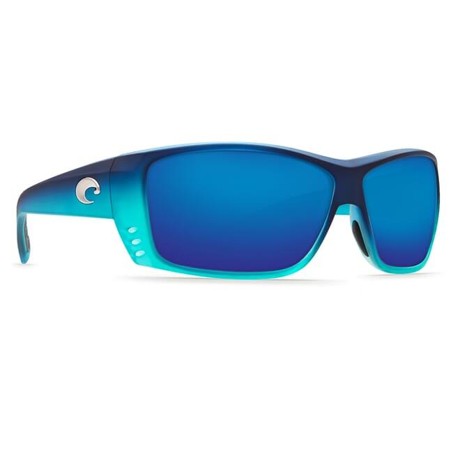 Costa Cat Cay Matte Caribbean Fade Frame Sunglasses AT-73