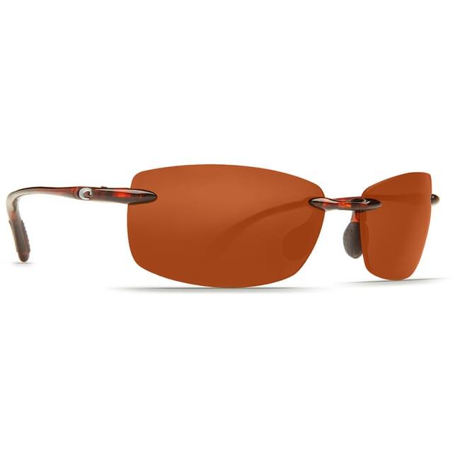 Costa Ballast Tortoise Frame Sunglasses BA-10