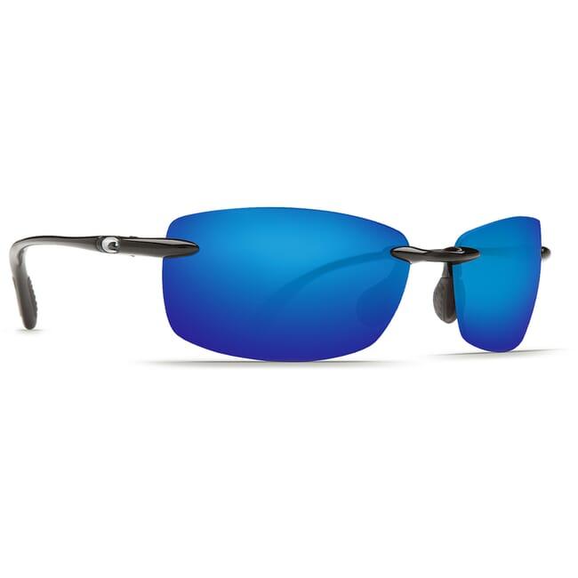 Costa Ballast Black Frame Sunglasses BA-11