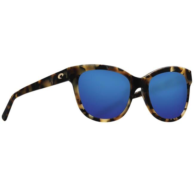 Costa Bimini Shiny Vintage Tortoise Frame Sunglasses BIM-241