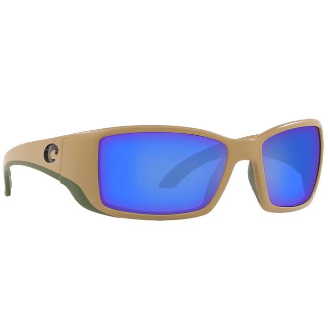 Costa Blackfin Sand Frame Sunglasses BL-248