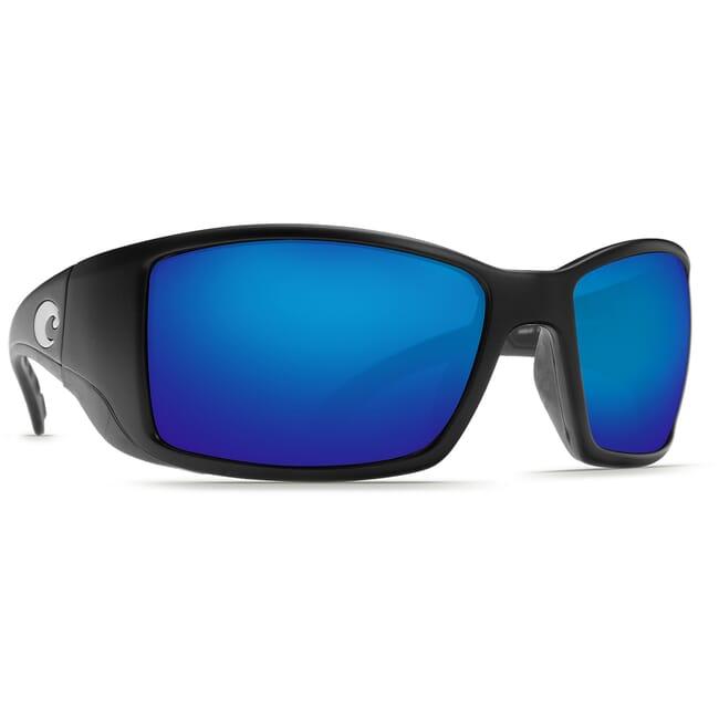 Costa Blackfin Matte Black Frame Sunglasses BL-11