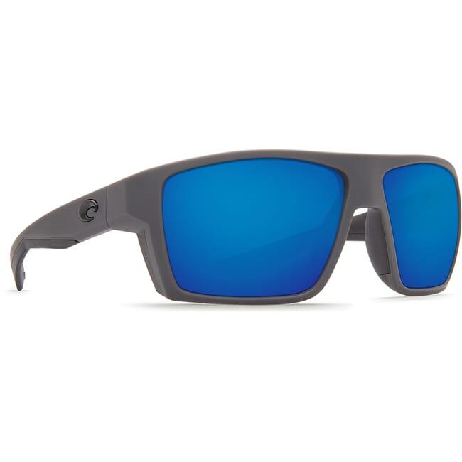 Costa Bloke Matte Gray + Matte Black Frame Sunglasses BLK-127