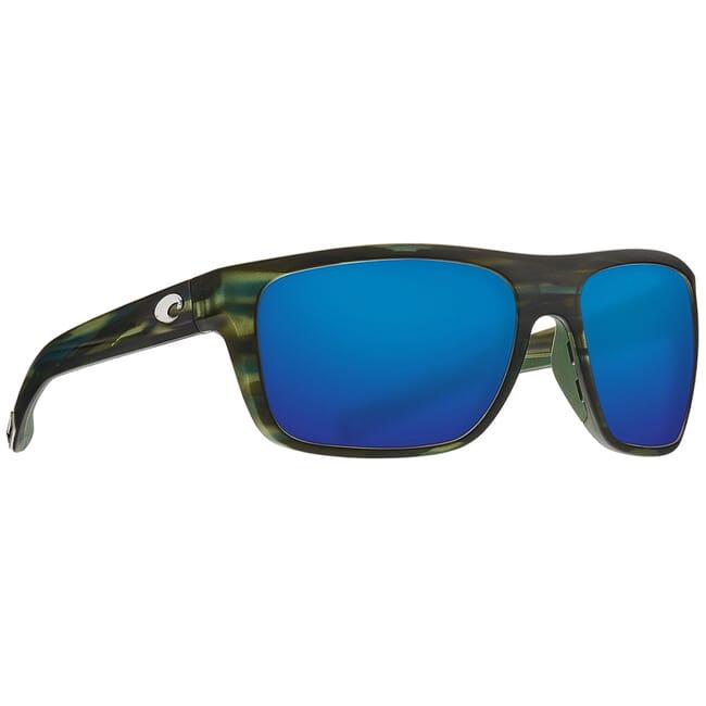 Costa Broadbill Matte Reef Frame Sunglasses BRB-253