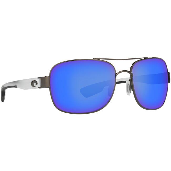 Costa Cocos Gunmetal w/Crystal Temples Frame Sunglasses CC-74