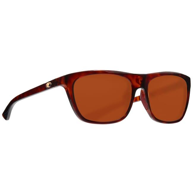 Costa Cheeca Shiny Rose Tortoise Frame Sunglasses CHA-201