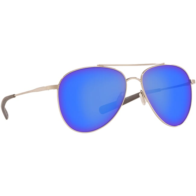 Costa Cook Brushed Palladium Frame Sunglasses COO-21