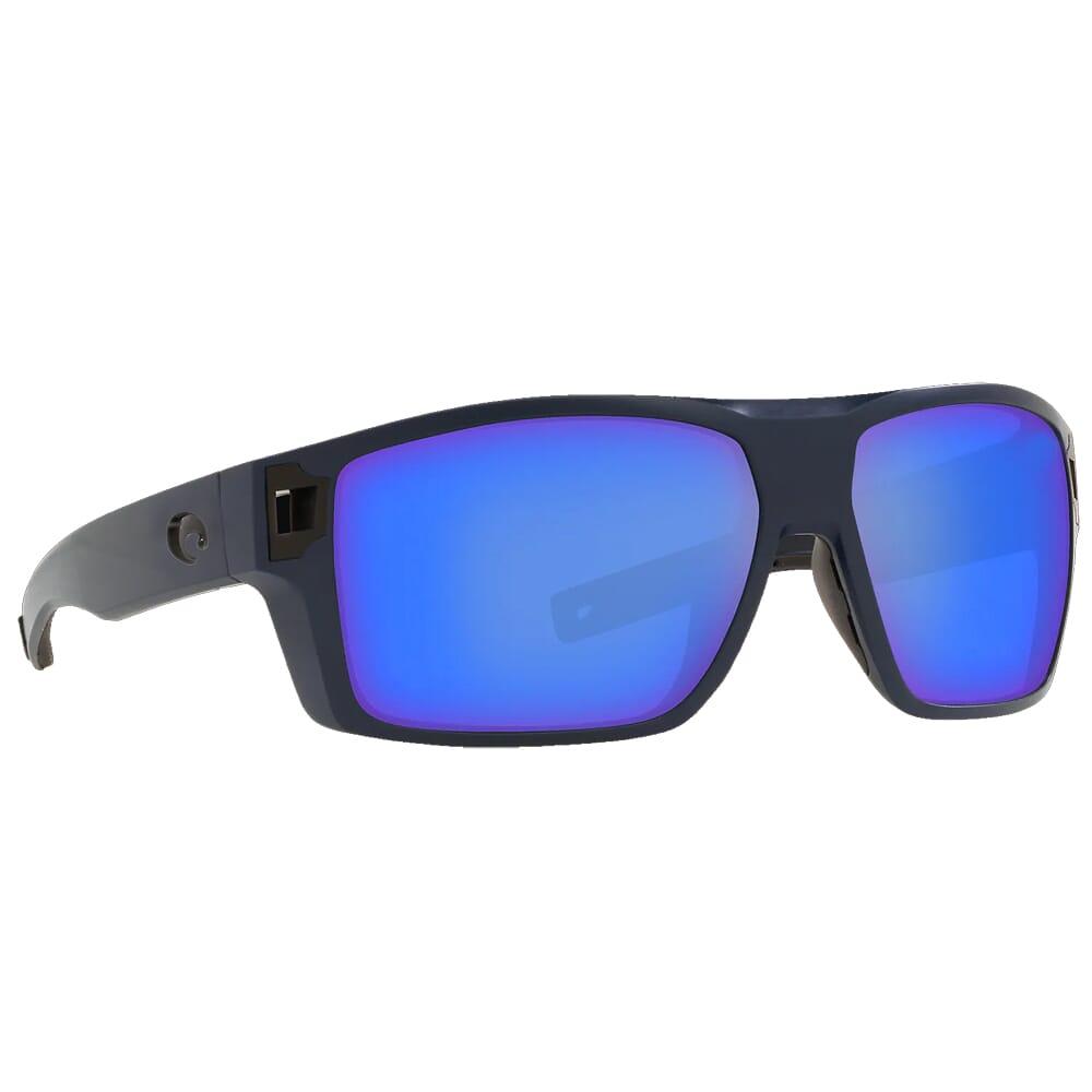 Costa Diego Matte Midnight Blue Sunglasses DGO-14