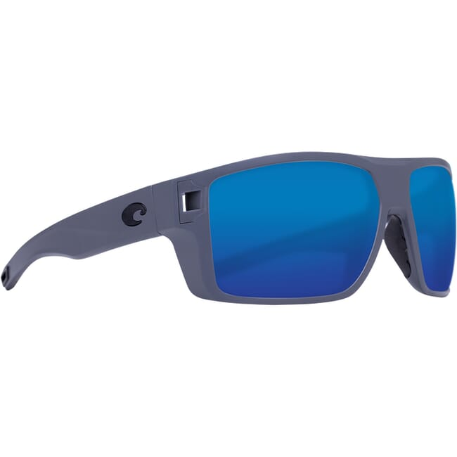 Costa Diego Matte Gray Sunglasses DGO-98