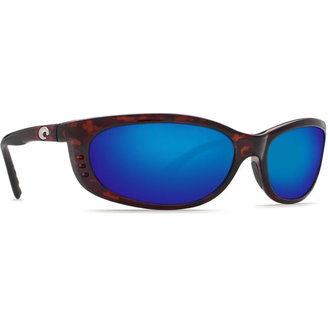 Costa Fathom Tortoise Frame Sunglasses FA-10