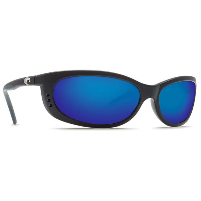 Costa Fathom Matte Black Frame Sunglasses FA-11