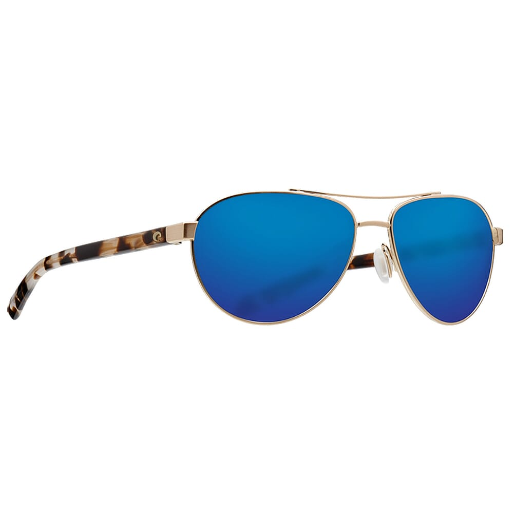 Costa Fernandina Brushed Gold Frame Sunglasses FER-226