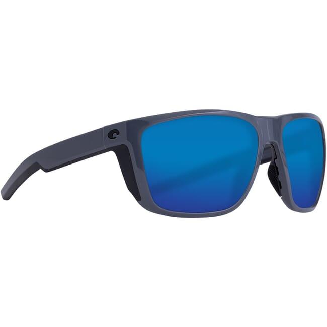 Costa Ferg Shiny Gray Sunglasses FRG-298