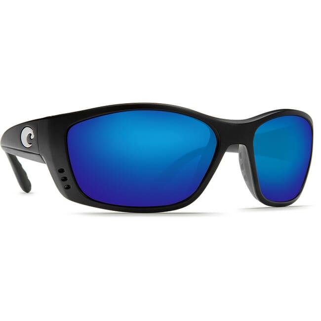 Costa Fisch Black Frame Sunglasses FS-11