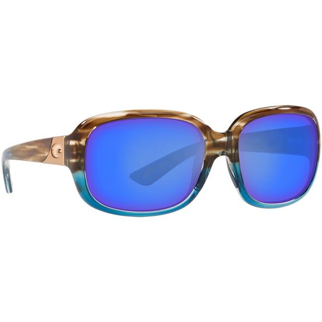 Costa Gannet Shiny Wahoo Frame Sunglasses GNT-251