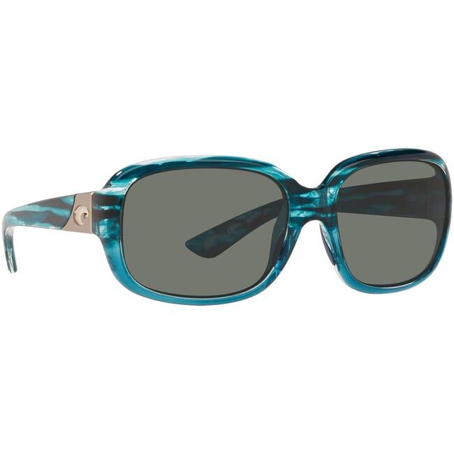 Costa Gannet Shiny Marine Fade Frame Sunglasses GNT-283