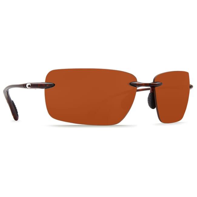 Costa Gulf Shore Tortoise Frame Sunglasses GSH-10