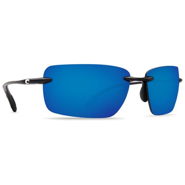 Costa Gulf Shore Shiny Black Frame Sunglasses GSH-11