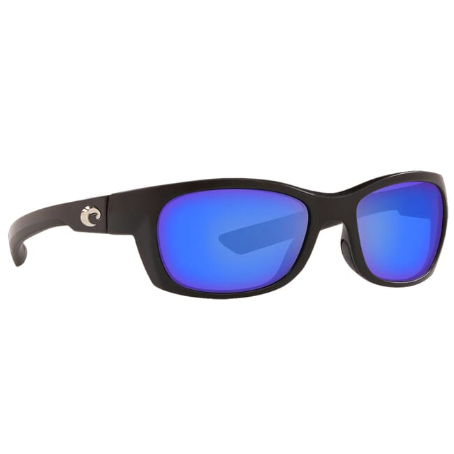 Costa Trevally Matte Black Frame Sunglasses GT-11