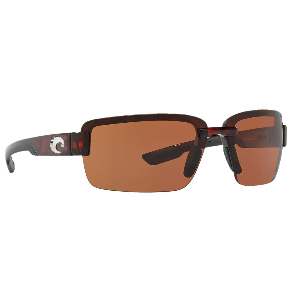 Costa Galveston Tortoise Frame Sunglasses GV-10
