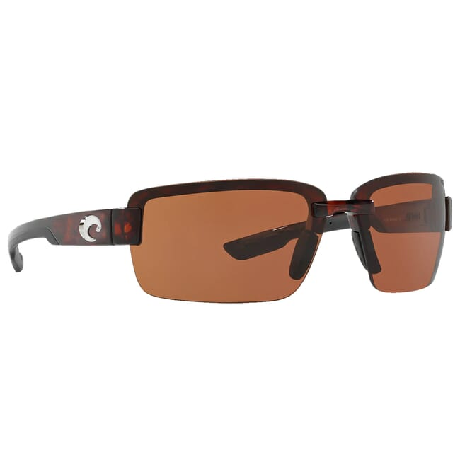 Costa Galveston Tortoise Frame Sunglasses GV-10