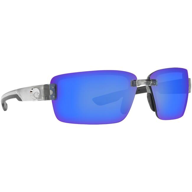 Costa Galveston Silver Frame Sunglasses GV-18