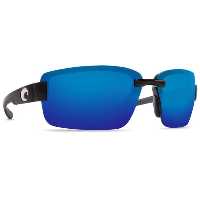 Costa Galveston Shiny Black Frame Sunglasses GV-11