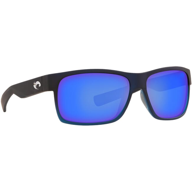 Costa Half Moon Bahama Blue Fade Frame Sunglasses HFM-193