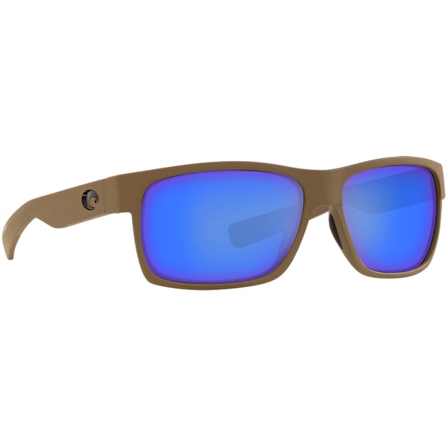 Costa Half Moon Moss Frame Sunglasses HFM-198