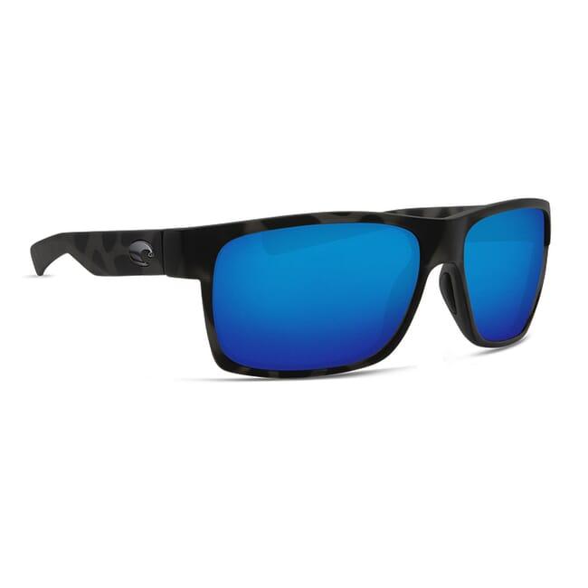 Costa Half Moon - Ocearch Matte Tiger Shark Frame Sunglasses HFM-140OC