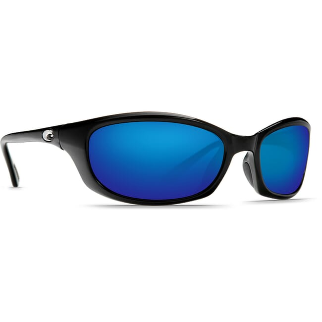 Costa Harpoon Shiny Black Frame Sunglasses HR-11