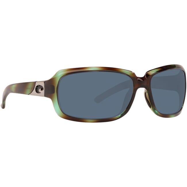 Costa Isabela Shiny Seagrass Frame Sunglasses IB-128