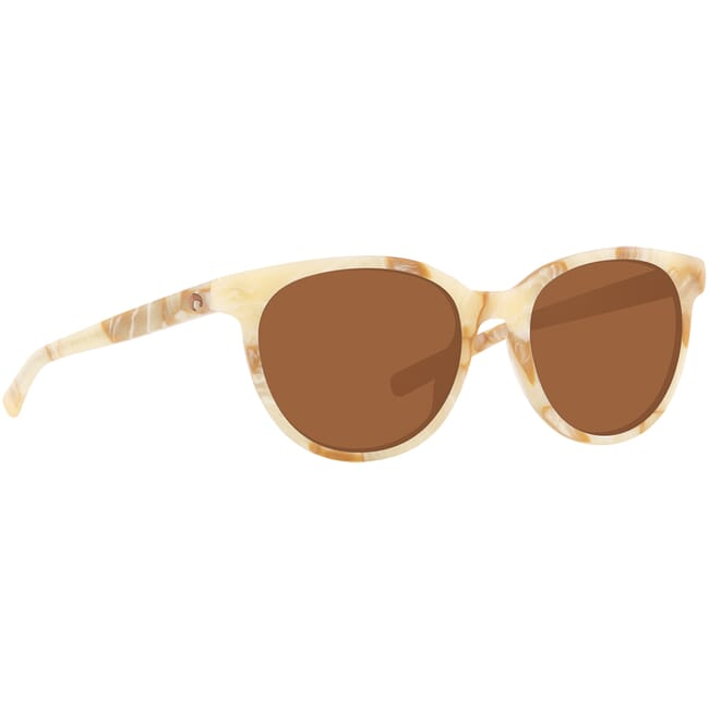 Costa Isla Shiny Seashell Sunglasses ISA-261