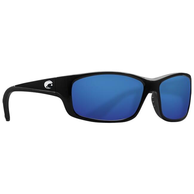 Costa Jose Shiny Black Frame Sunglasses JO-11