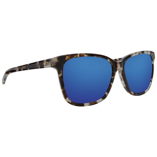 Costa May Shiny Tiger Cowrie Frame Sunglasses MAY-210