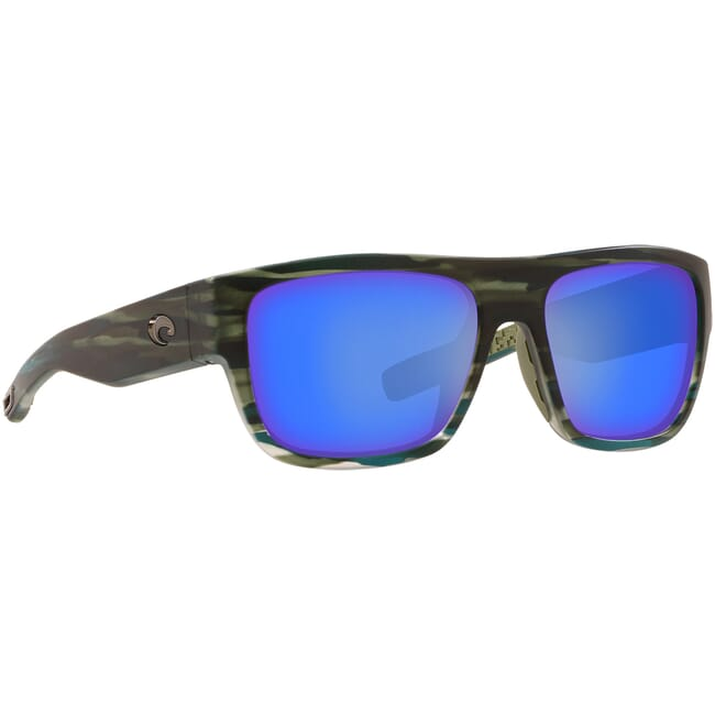 Costa Sampan Matte Reef Frame Sunglasses MH1-253
