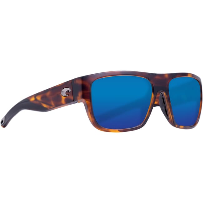 Costa Sampan Matte Tortoise Frame Sunglasses MH1-191