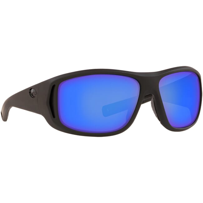 Costa Montauk Matte Black Ultra Frame Sunglasses MTK-187