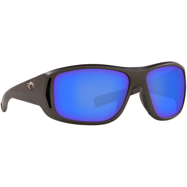 Costa Montauk Steel Gray Metallic Frame Sunglasses MTK-188