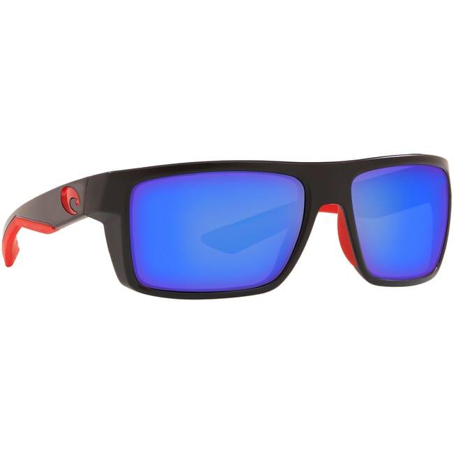 Costa Motu Race Black Frame Sunglasses MTU-197